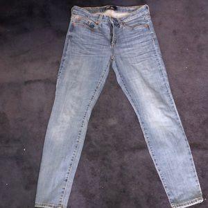 Gap curvy legging jeans